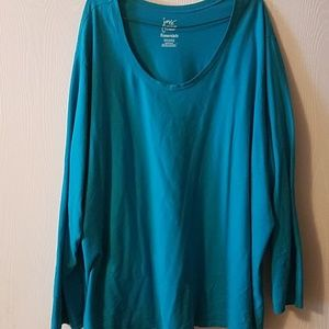 Just My Size plus size long sleeved tshirt